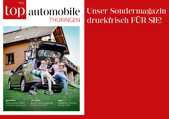 TOP AUTOMOBILE THÜRINGEN 2021